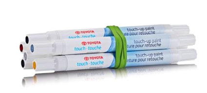 Toyota touch-up pen