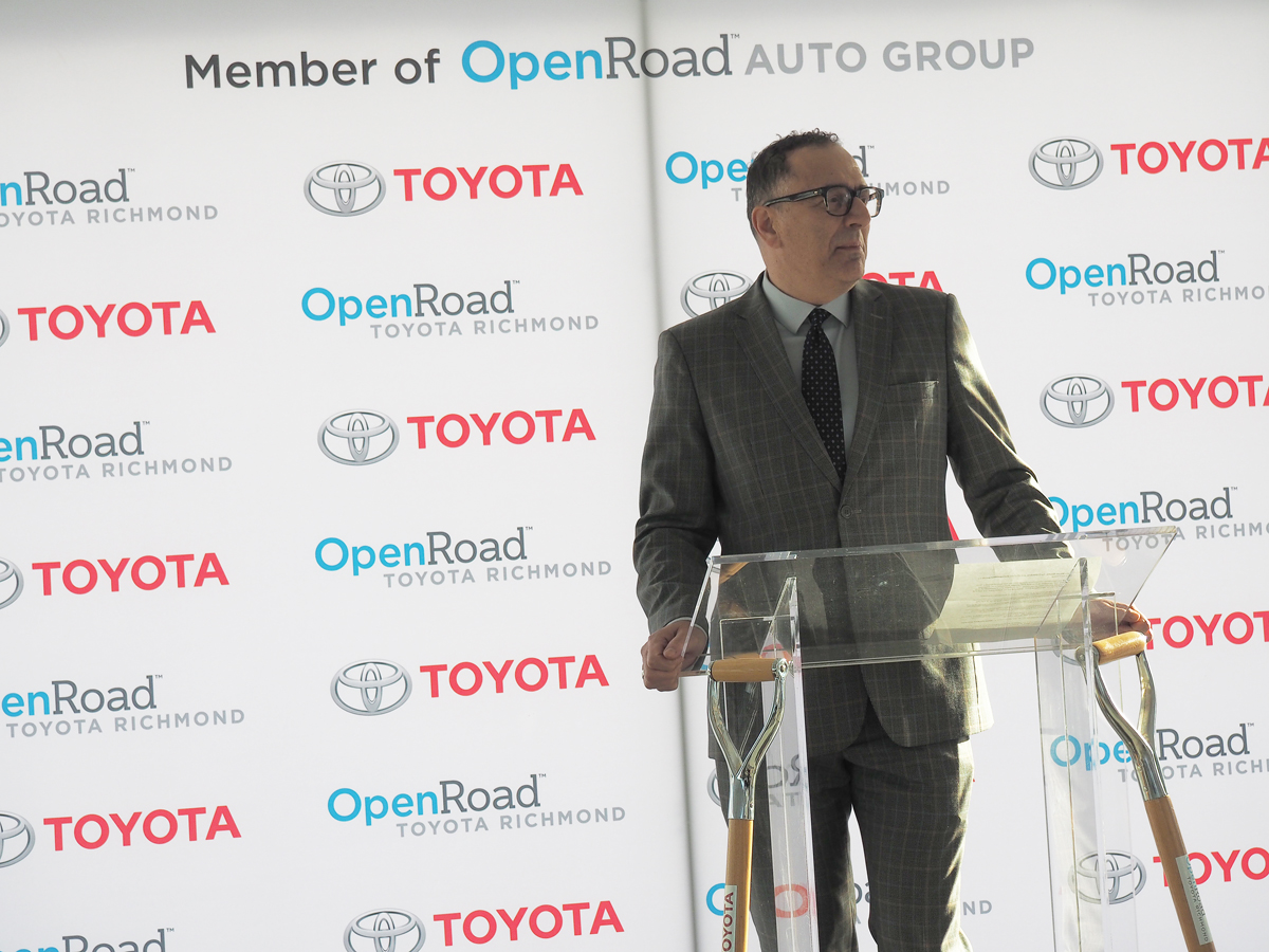 openroad toyota richmond cyril dimitris
