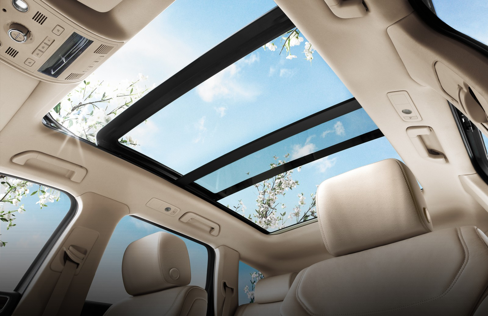Suv With Sunroof Or Moonroof 2017 2018 2019 Ford Price