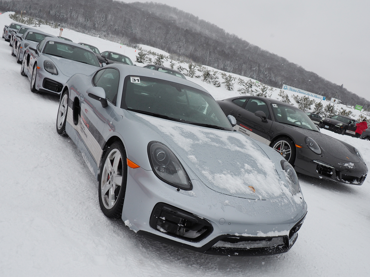 porsche cayman winter driving with Porsche C 4 Canada Offers Winter Driving Excitement on 1955 Porsche 356 Speedster Barn Find Lands On Ebay But You Wont Like The Price Photo Gallery 102480 likewise Robb Report Magazine Names Ferrari F12 Berli ta Top Buy 2014 furthermore Schneider Sweeps Stuttgart Cup Sebring Historics Riddell Mccall Take Sportsman Enduro Win together with 2017 Porsche 911 Turbo Turbo S Bring Their Anti Lag Tech Wizardry To Detroit Live Photos 103566 together with Volkswagen Golf 8 Could Have A Targa Version 94921.