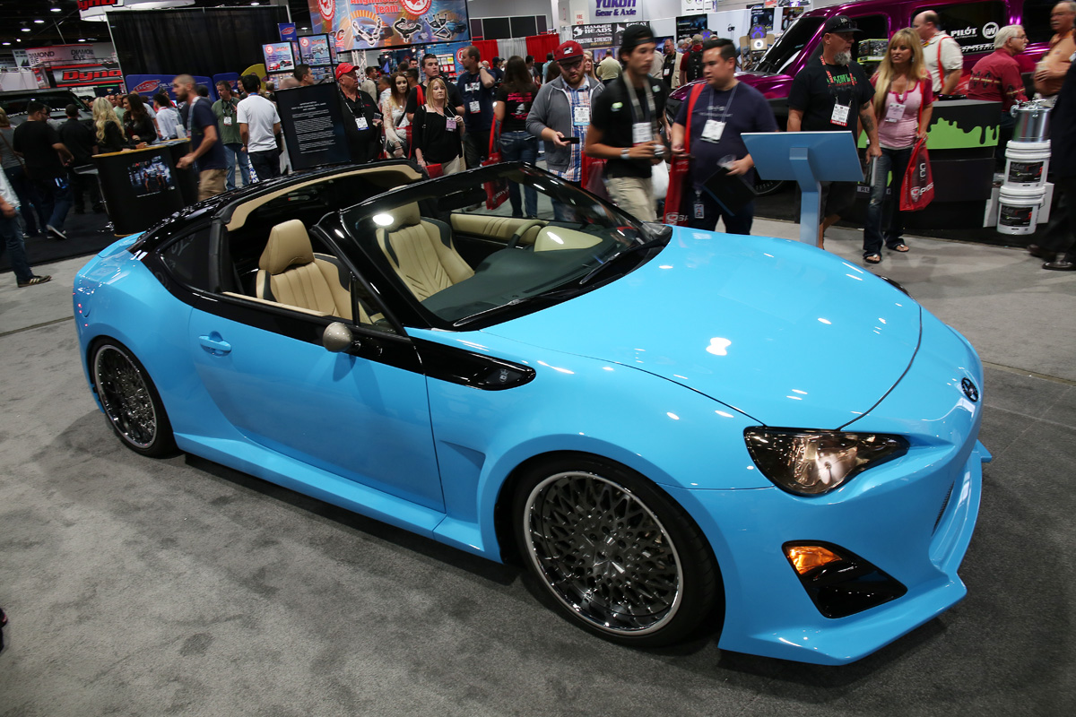 Facelifted Toyota Gt 86 Convertible Render Is Food For Thought Scion Fr S Forum Subaru Brz As1 Ft86club